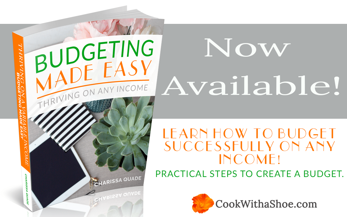 Yes!! You can budget successfully on any income. Get through those months you just don't think you will make it.  Pay off debt, build savings and diversify your income.  I'll show you how step by step! |Cook With a Shoe
