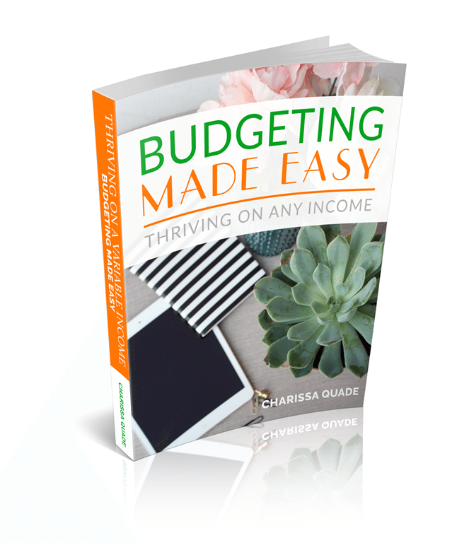 You can budget successfully on any income. Get through those months you just don't think you will make it.  Pay off debt, build savings and diversify your income.  I'll show you how step by step! |Cook With a Shoe