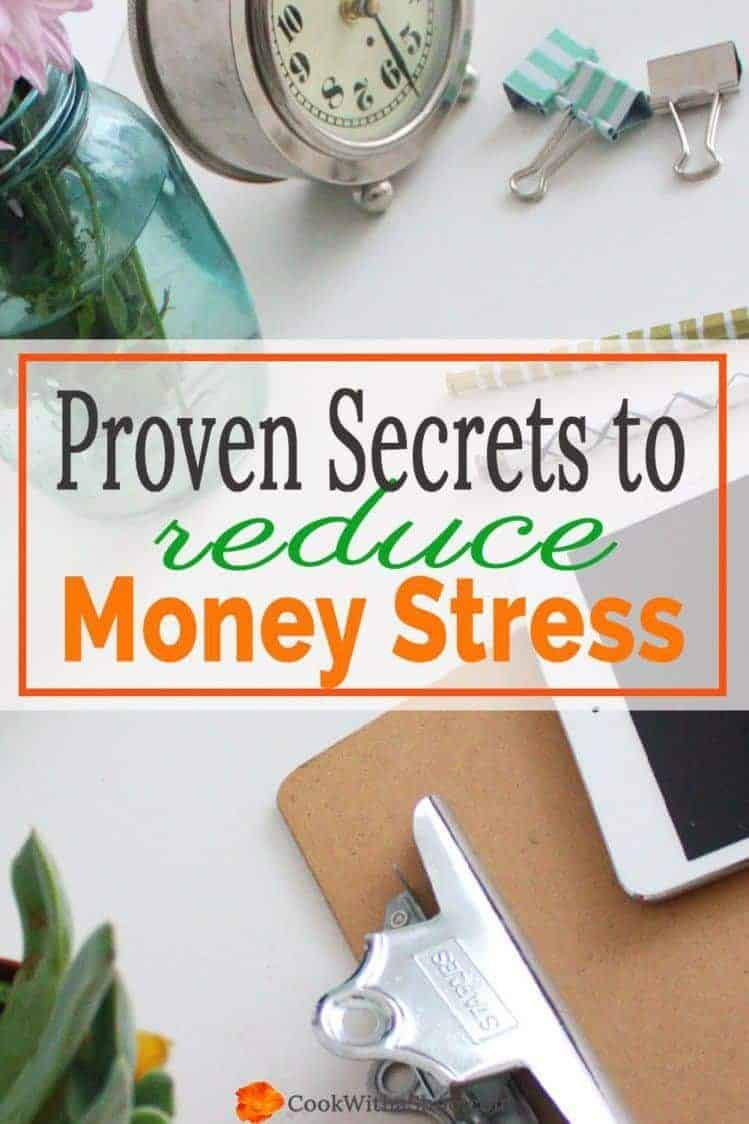 4 simple things will reduce your money stress and help increase financial margin.