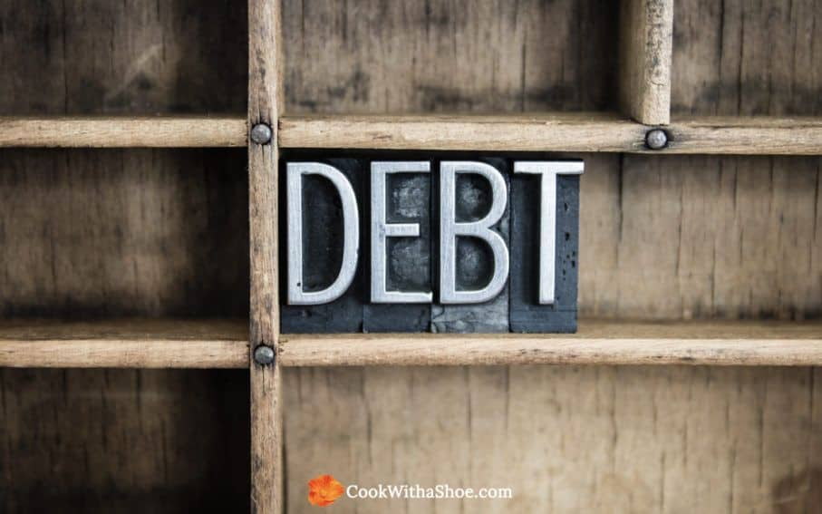 Do you want to pay off debt fast? Tracking your progress with a blog will help you pay off debt fast - you will have increased motivation to pay off debt.