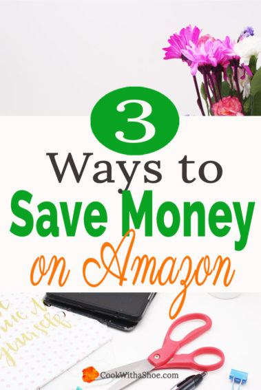 Love to shop Amazon? Did you know you can save money when shopping online? Use these three amazing tools: save money on amazon, ibotta, and ebates