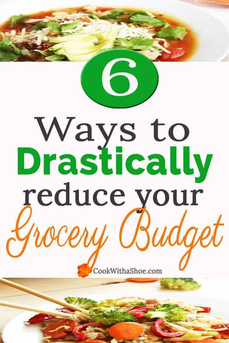 These Amazing and easy tips will help you save money at the grocery store every single trip! Cook With a Shoe
