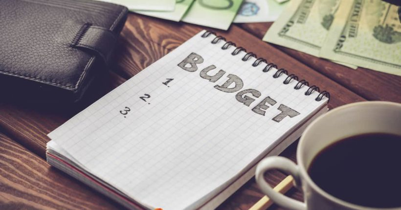 A Budget in 7 Easy Steps