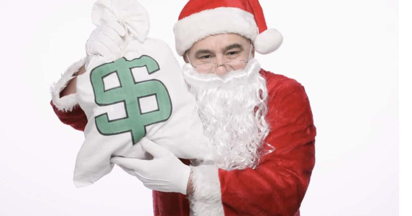 Teaching your kids about money over Christmas