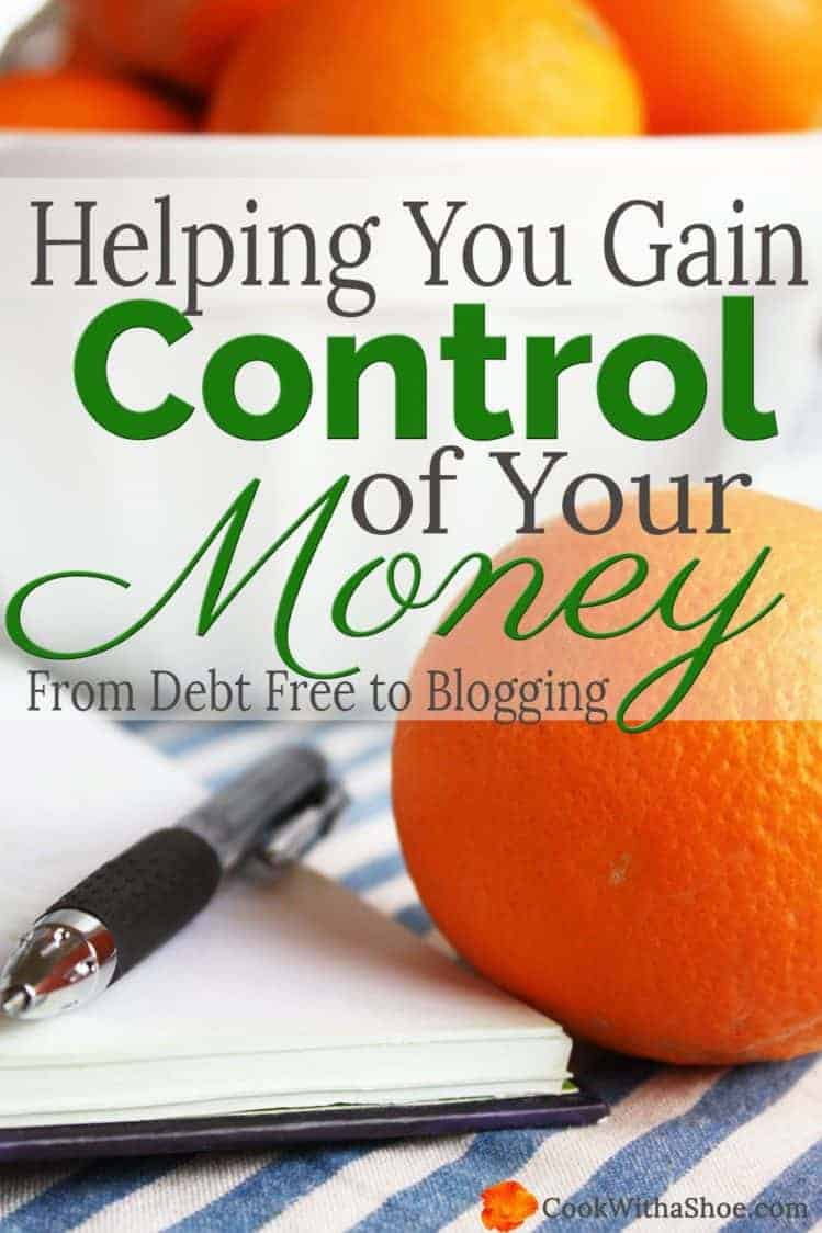helping you gain control of your money. My story from debt free to blogging. Bloggerversary #1