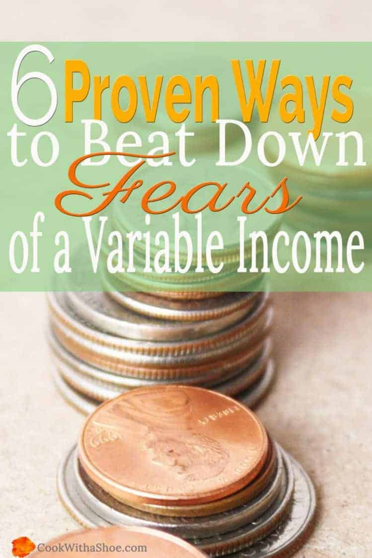 6 Proven Ways to Beat Down Fears of a Variable Income