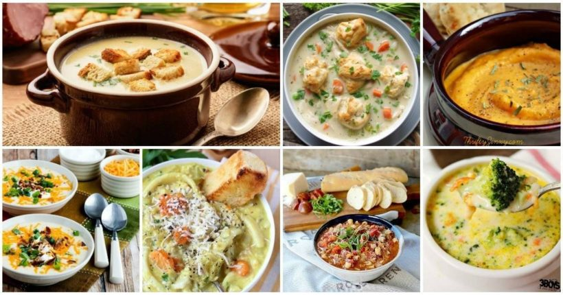 32 Mouthwatering Soups That Will Make You a Legend