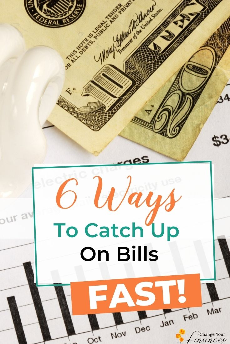 6 Things to Do Right Now When You're Behind on Bills