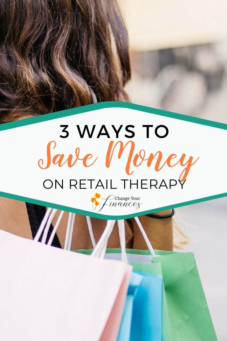 Day 11 Ladies Savings Challenge: Retail Therapy