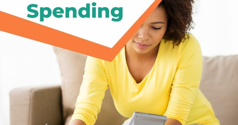 Day 12 Ladies Savings Challenge: Tracking Spending