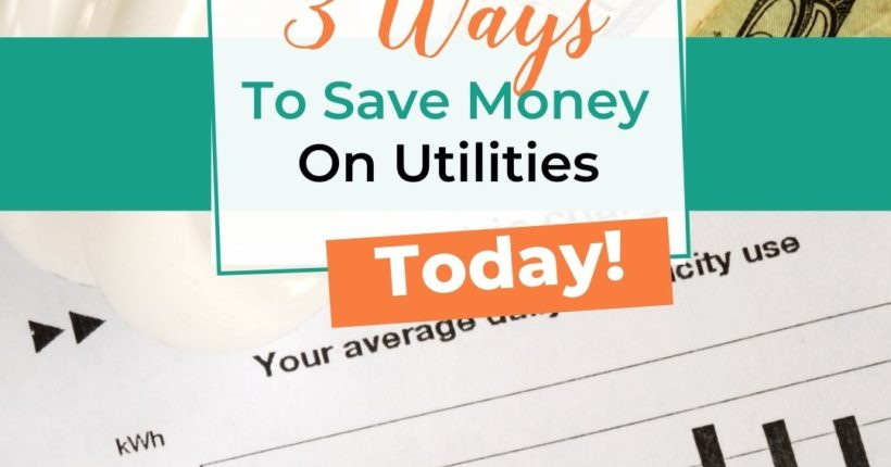 Day 2 Ladies Savings Challenge: Utilities