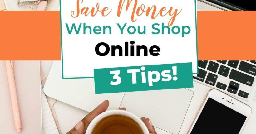 Day 8 Ladies Savings Challenge: Online Shopping